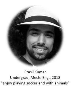 Prasil Kumar